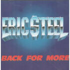 ERIC STEEL Back For More CD UK Killerwatt 1993 9 Track (Kilcd1003)