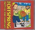 OFFSPRING Pretty Fly CD UK Columbia 1997 3 Track Red Sleeve B/W Geek Mix