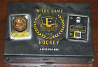 2015-16 Leaf In The Game Enshrined Factory Sealed Hockey Hobby Box