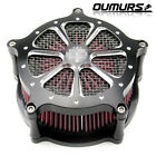 Air Cleaner Intake Filter For Harley Electra Glide Ultra Classic FLHTCU 08 16