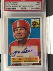 2015 Topps 60th Anniversary Retired Autograph Football Cards 18