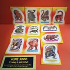 1988 Topps Dinosaurs Attack Trading Cards 30