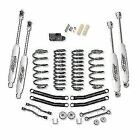 Pro Comp K3056B 4 inch Lift Kit ES3000 Shocks 1999 Jeep TJ Free Gift Included