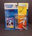 1994 Starting Line-Up Wade Boggs Sports Star Collectables W/Autograph on Box!!!!