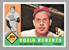 Robin Roberts Cards, Rookie Card and Autographed Memorabilia Guide 7