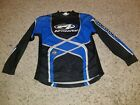 ANSWER EDGE BMX RACING CYCLING MENS S SMALL JERSEY Vintage see pics USA Made