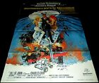 1971 Diamonds Are Forever ORIGINAL SPAIN POSTER 007 JAMES BOND Sean Connery