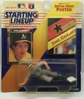 1992 Kenner Starting Lineup JOSE CANSECO OAKLAND A'S