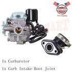 GY6 50cc SCOOTER Moped Carburetor CARB ATV Gokart Roketa Taotao Chinese Sunl JCL
