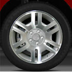 17x75 Factory Wheel Sparkle Silver For 2002 2005 Mercury Mountaineer