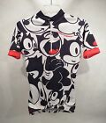 Felix the Cat Cycling Jersey  1993 Vintage  S  Nashbar  Bike  Road  MTB