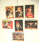 WWF VINTAGE TRADING CARDS TITAN SPORTS DATED 1985 SET OF 7