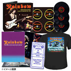 Japan Rainbow Monsters of Rock Live at Donington 1980 DVD CD LPrecord 500limited