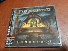 Firewind - Immortals Japanese CD / SICP 5166 / Sealed!