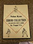 Nolan Ryan Cards, Rookie Cards and Autographed Memorabilia Guide 8