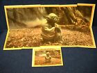 1980 Topps Star Wars Empire Strikes Back Ser 3 (20 22) Sticker set minus-1 green