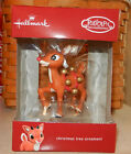 Hallmark 2016 Rudolph The Red-Nosed Reindeer Christmas Ornament Red Box