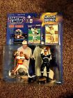 NOLAN RYAN WALTER JOHNSON 1998 STARTING Lineup CLASSIC DOUBLES FIGURE SET