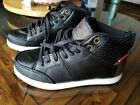 Levis Black US Youth Size 15 Synthetic Upper Casual Boots Sneakers NEW