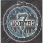 7 MONTHS S/t CD 9 Track (frcd121) Sealed ITALY Frontiers 2002