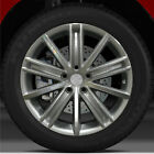 18x7 Factory Wheel Hyper Bright Silver For 2009 2015 Volkswagen Tiguan