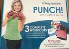 WEIGHT WATCHERS PUNCH WORKOUT KITWEIGHTED GLOVESEXERCISE TRACKER3 WORKOUTS