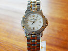 MAURICE LACROIX Authentic Two Tone Stainless Steel TIAGO Womens Quartz Watch