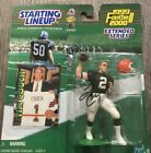 1999 TIM COUCH Extended Starting LineUp Autographed w/ COA Cleveland Browns NIB