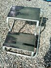 Milenco used Aluminium caravan steps Excellent condition 35 cm high