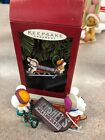 Hallmark Keepsake Christmas Ornament Time For A Friend Hershey's Candy Bar