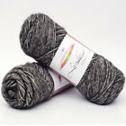 Worsted Hand Knitting Yarn Knit Wool Ball Cashmere Lot Scarf Hat Diy Craft 100g