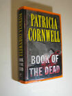 SIGNED Book of the Dead by Patricia Cornwell 2007 HC DJ 1st Edition
