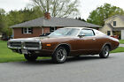 1972 Dodge Charger SE Special Order Numbers Matching 400 cu. in. HP Engine; Torque Flight; Original Paint