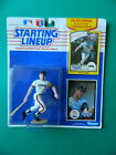 1990 Will Clark Starting Lineup Figure Unopened Card Baseball San Fran Giants