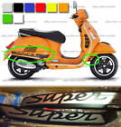 vespa gts 300 super decal sticker fits gts with the two long vents in each panel