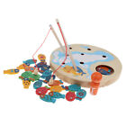 Kids Bath Time Fishing Game Play Set Activity Toy Baby Toddler Gift 3+y