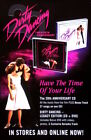 Dirty Dancing 20th ANNIVERSARY Orig Movie Music Poster 14