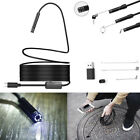 Megapixels Hd Usb C Endoscope Type C Borescope Inspection Camera For Android Jb