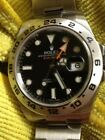 2012 Rolex Explorer II 216570 GMT Black Dial 42mm Random Serial - Box and Papers