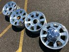 20 FORD F250 F350 SUPERDUTY OEM FACTORY STOCK WHEELS RIMS 8X170 RANCH PLATINUM
