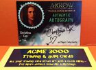 2013 Cryptozoic Castle Seasons 1 and 2 Autographs Guide 25