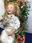 18 OOAK Bromat Limited Rosies Garden By Sharon May Flowers And Fairies W Tag