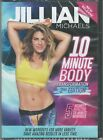 Jillian Michaels 10 Minute Body Transformation 2nd Edition DVD 2017