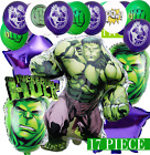 HULK AVENGERS Birthday Party Supplies BALLOON BALLOONS FAVOR SUPPLIES DECORATION