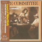 Love Committee – Law And Order JAPAN MINI LP CD Ron Tyson, The Temptations