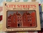 CITY STREETS OO HO GAUGE VICTORIAN SHOP CAST RESIN BUILDING KIT 5