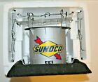 RARE LIONEL  6-16851 SUNOCO GREY CYLINDRICAL OIL TANKER TRAINS