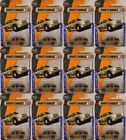 MATCHBOX 38 Chevy Suburban Police 2018 issue  LOT of 12x NEW in BLISTERS
