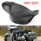 Passenger Two Up Seat for Harley Electra Glide Road King FLHR 1997 2007 2005 06