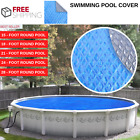 Swimming Pool Cover For 15 18 21 24 28 Feet Round Pool Material Highly Resistant